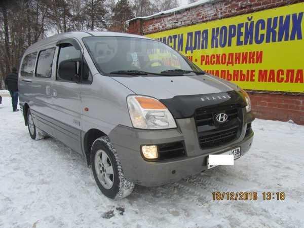 Hyundai Starex, 2007 год, 480 000 руб.