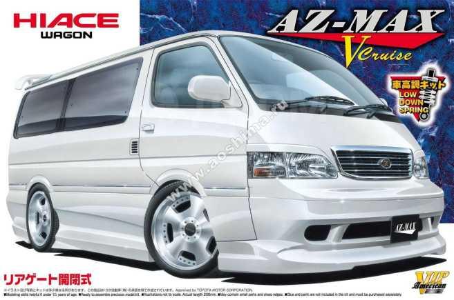 Toyota Hiace, 2002 год, 270 000 руб.