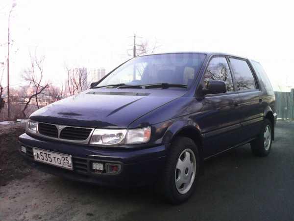 Mitsubishi Chariot, 1994 год, 160 000 руб.