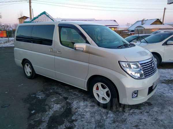 Nissan Elgrand, 2009 год, 1 100 000 руб.
