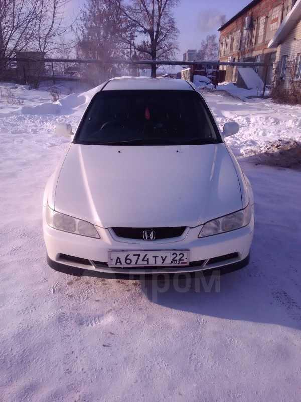 Honda Accord, 2001 год, 270 000 руб.