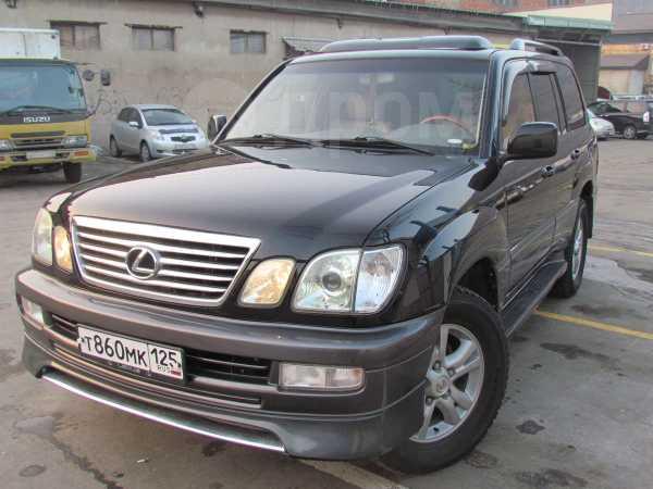 Lexus LX470, 2003 год, 1 375 000 руб.