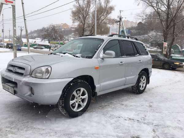 Hyundai Santa Fe, 2005 год, 500 000 руб.