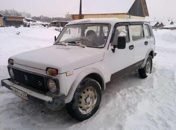 Лада 4x4 2131 Нива, 2005 год, 150 000 руб.