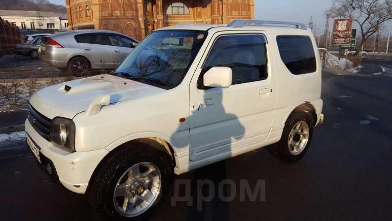 Suzuki Jimny, 2002 год, 250 000 руб.