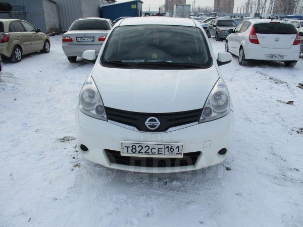 Nissan Note, 2013 год, 390 000 руб.