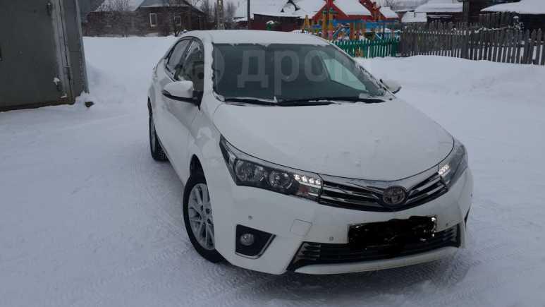Toyota Corolla, 2015 год, 935 000 руб.