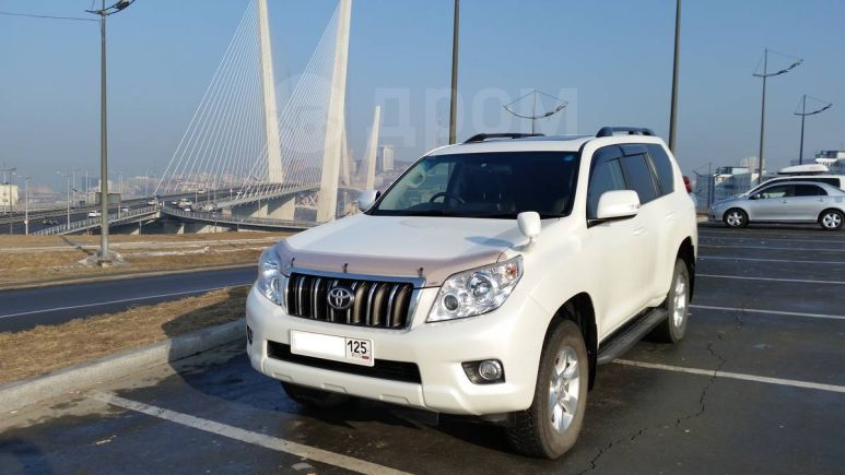Toyota Land Cruiser Prado, 2012 год, 2 150 000 руб.