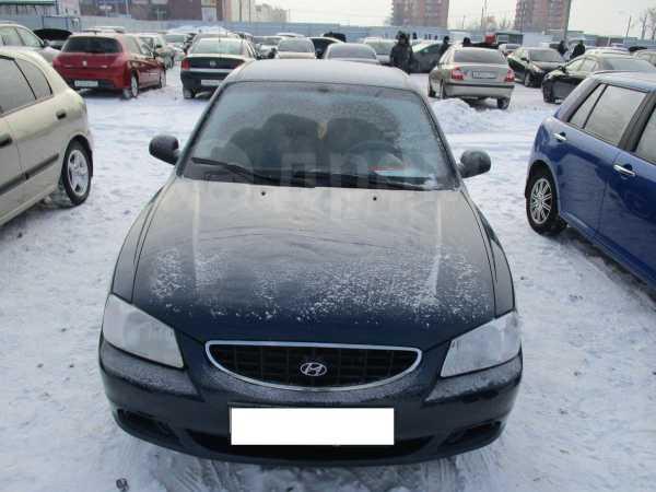 Hyundai Accent, 2009 год, 278 000 руб.