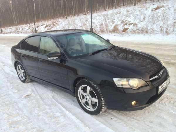 Subaru Legacy B4, 2004 год, 470 000 руб.