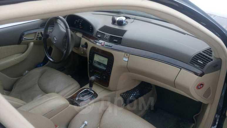 Mercedes-Benz S-Class, 2003 год, 650 000 руб.