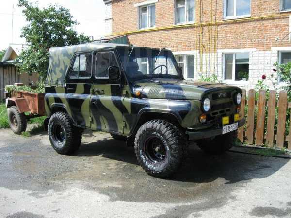 УАЗ 3151, 1993 год, 230 000 руб.