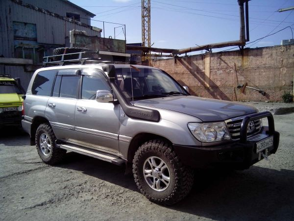 Toyota Land Cruiser, 2005 год, 1 800 000 руб.