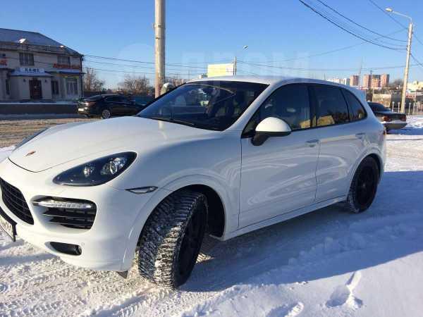 Porsche Cayenne, 2014 год, 4 100 000 руб.