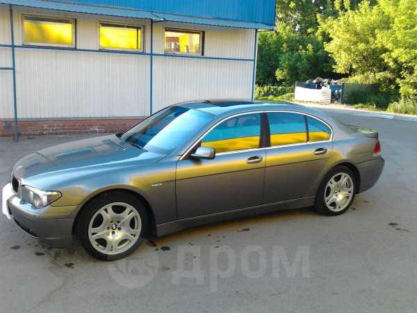 BMW 7-Series, 2003 год, 649 000 руб.