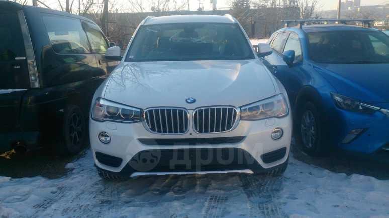 BMW X3, 2015 год, 2 377 000 руб.