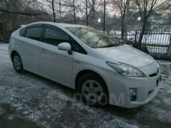 Toyota Prius, 2010 год, 619 000 руб.