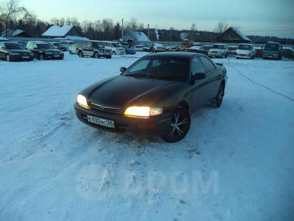 Toyota Corona Exiv, 1996 год, 133 000 руб.