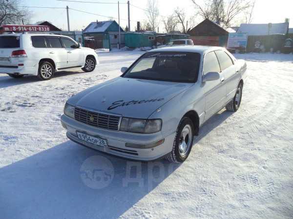 Toyota Crown, 1995 год, 138 000 руб.