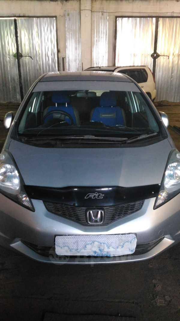 Honda Fit, 2009 год, 400 000 руб.