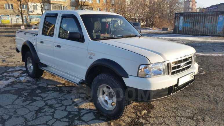 Ford Ranger, 2006 год, 610 000 руб.
