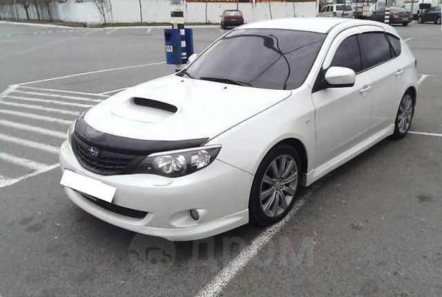 Subaru Impreza WRX, 2008 год, 520 000 руб.