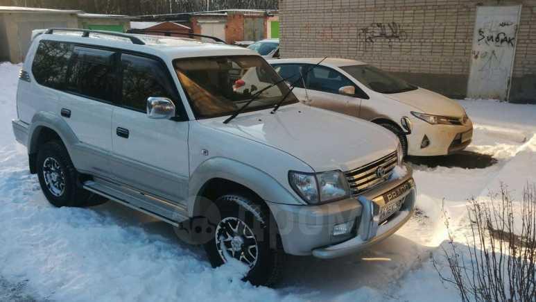 Toyota Land Cruiser Prado, 2002 год, 870 000 руб.