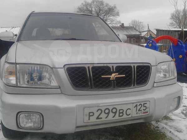 Subaru Forester, 2002 год, 310 000 руб.