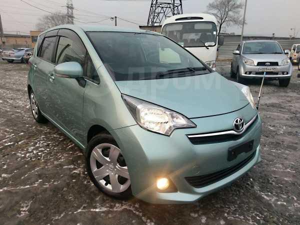 Toyota Ractis, 2013 год, 610 000 руб.