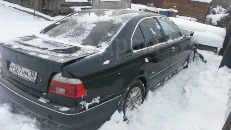 BMW 5-Series, 1999 год, 120 000 руб.