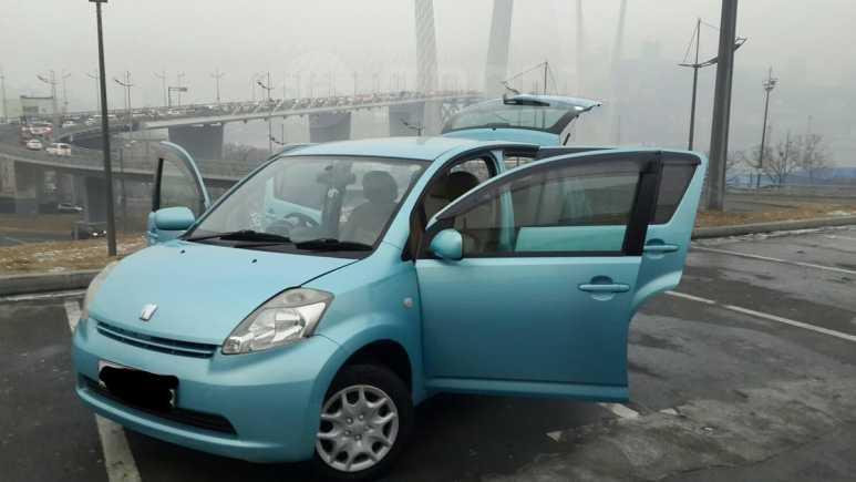 Toyota Passo, 2005 год, 229 999 руб.