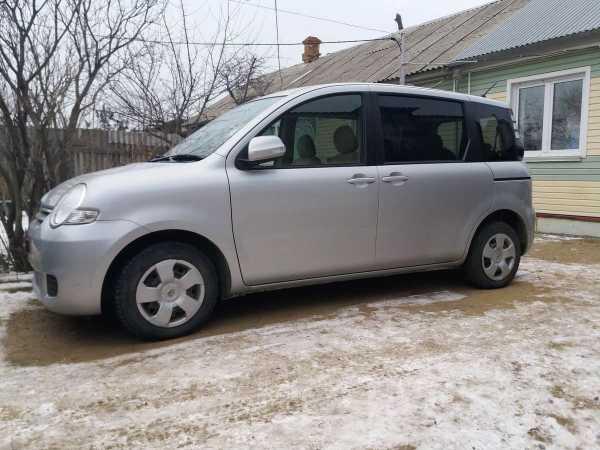 Toyota Sienta, 2008 год, 380 000 руб.
