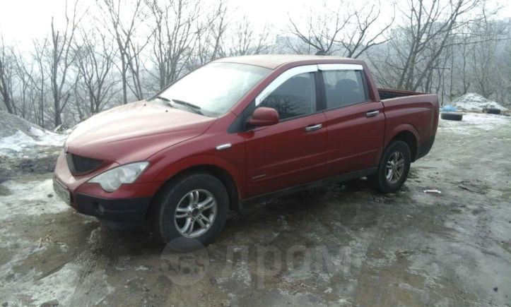 SsangYong Actyon Sports, 2010 год, 360 000 руб.