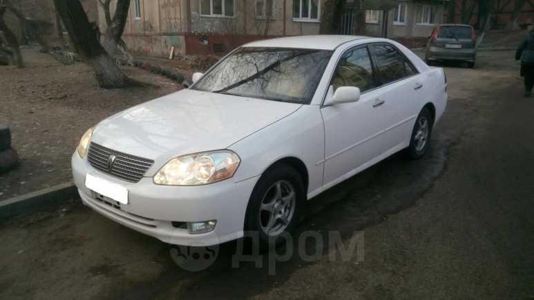 Toyota Mark II, 2002 год, 395 000 руб.