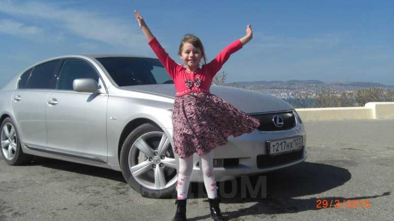 Lexus GS300, 2007 год, 900 000 руб.
