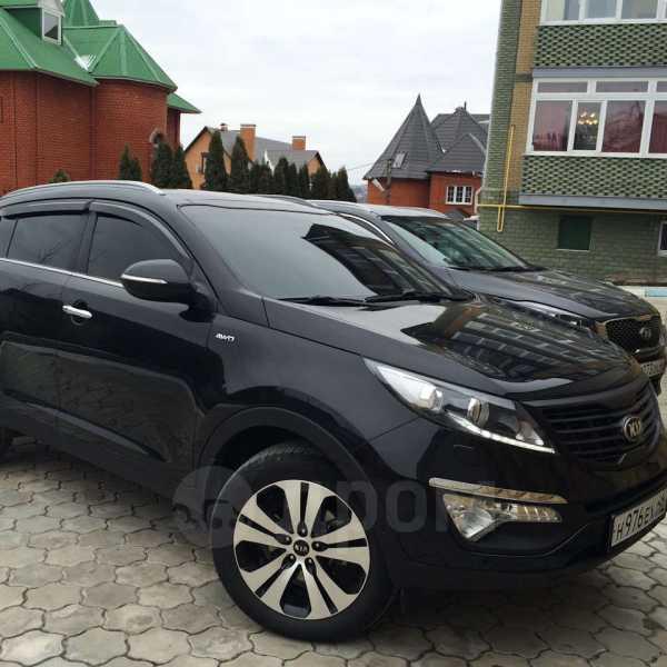 Kia Sportage, 2013 год, 1 000 000 руб.