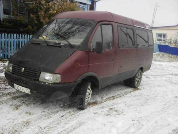 ГАЗ 2217, 2000 год, 75 000 руб.