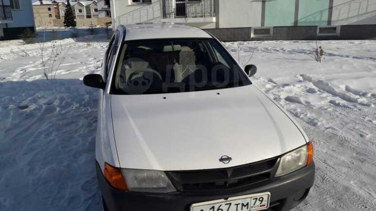 Nissan AD, 1999 год, 124 000 руб.