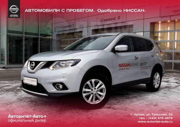 Nissan X-Trail, 2016 год, 1 550 000 руб.
