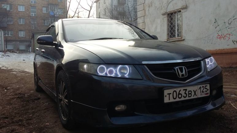Honda Accord, 2002 год, 420 000 руб.