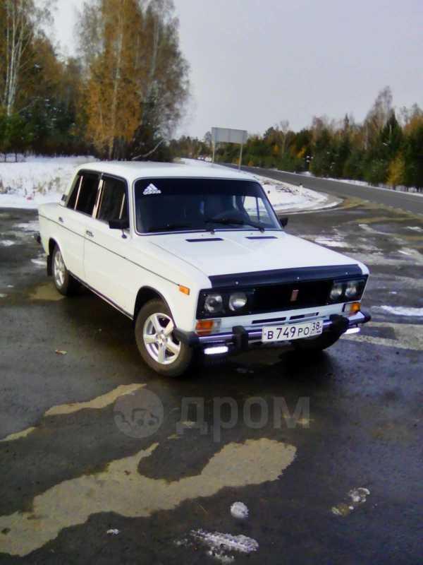 Лада 2106, 1988 год, 105 000 руб.