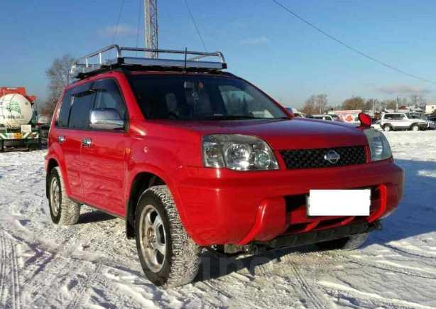 Nissan X-Trail, 2003 год, 447 000 руб.
