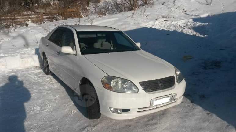Toyota Mark II, 2001 год, 330 000 руб.