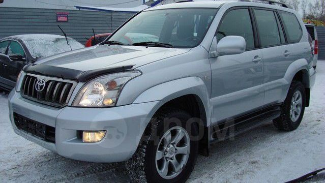 Toyota Land Cruiser Prado, 2004 год, 1 140 000 руб.