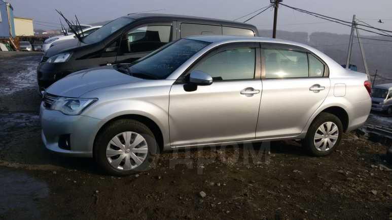 Toyota Corolla Axio, 2012 год, 630 000 руб.