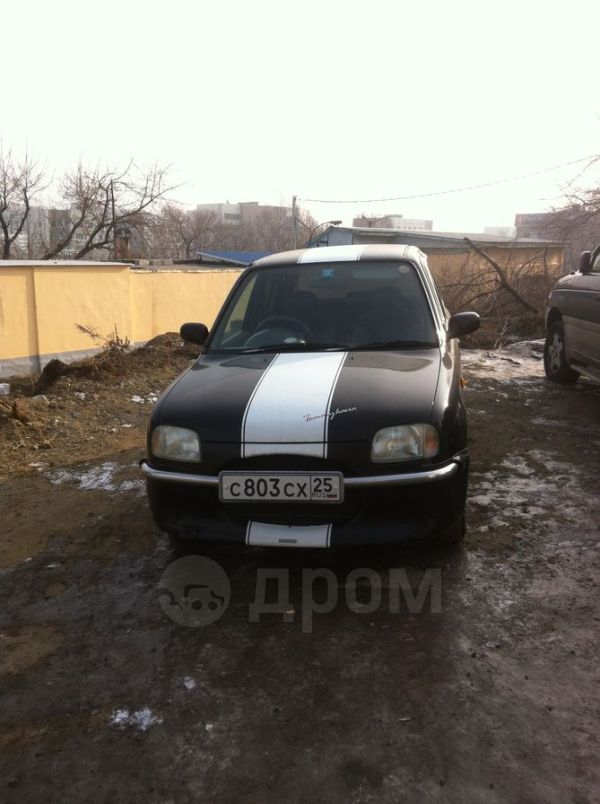 Nissan March, 1996 год, 120 000 руб.