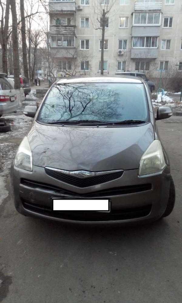 Toyota Ractis, 2005 год, 320 000 руб.