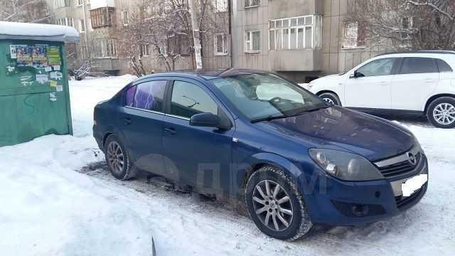 Opel Astra, 2008 год, 290 000 руб.