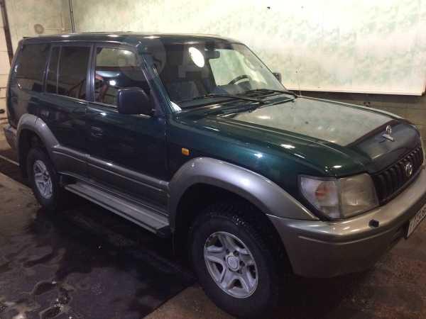 Toyota Land Cruiser Prado, 1997 год, 525 000 руб.