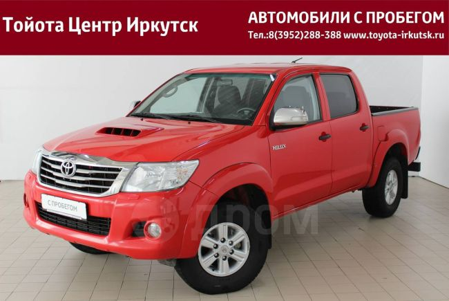 Toyota Hilux Pick Up, 2011 год, 950 000 руб.